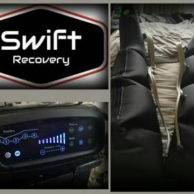 Swift Recovery Compression Boots